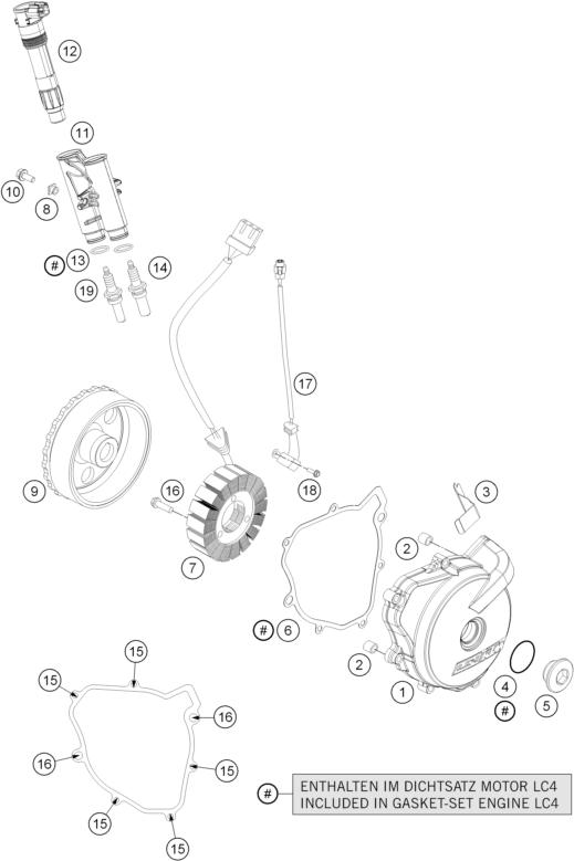 Bolton Motorcycles - 690 Enduro R Abs 2014